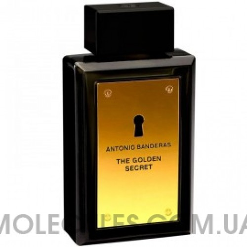 Antonio Banderas The Golden Secret Tester 100 ml